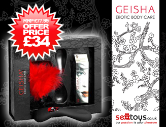 The gorgeous Geisha Hiroko Gift Set is now better than half price at only £34!
