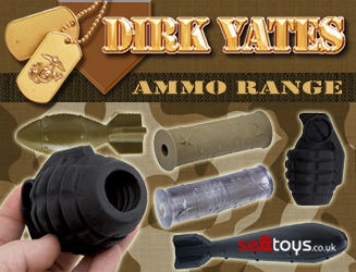welcome to the amazing Dirk Yates range of toys for men