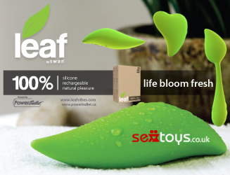 Feel your love life bloom with the natural beauty of the LEAF vibes...