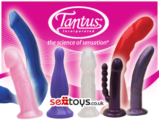 The highest quality silicone toys from Tantus