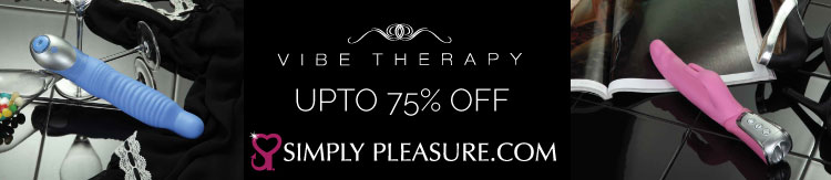 Vibe Therapy upto 75% Off simplypleasure.com