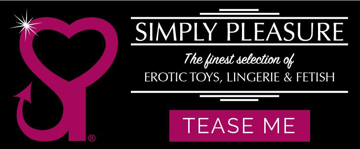 Tease Me Simply Pleasure
