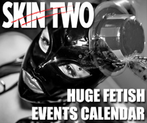 300 x 250 Skin Two Fetish Events Calendar