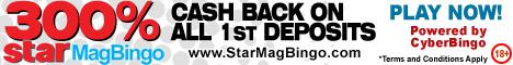 Star Mag Bingo