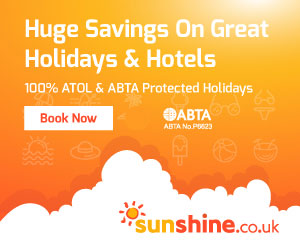 Sunshine.co.uk = ABTA (K8637) Protected