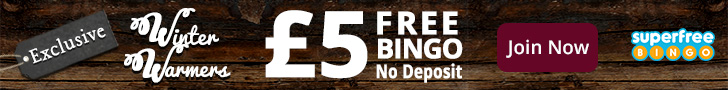 £20 FREE Bingo Money- No Deposit Needed
