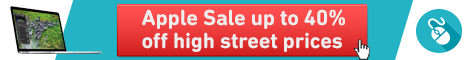 40% Off High St Prices on Mac