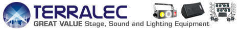 The best sound and lighting equipment at the best prices - Terralec