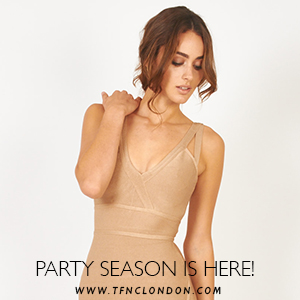 TFNC London never fails to impress and are renowned for stunning statement dresses.