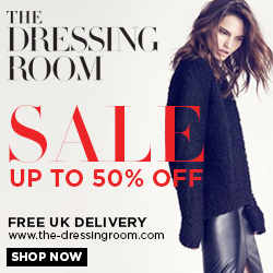 SALE Up To 50% off Designer Womenswear and Accessories at The Dressing Room