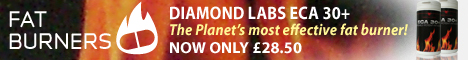 Diamond Labs ECA 30 Fat Burner Only £28.50