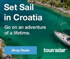Go on a Croatian sailing adventure of a lifetime.