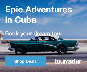 Book your dream tour in Cuba.