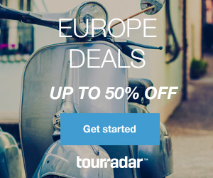 Best Europe Deals up to 50% off