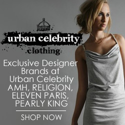 Exclusive Designers at Urban Celebrity
