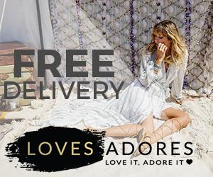 LovesAdores Free Delivery