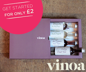 Free wine discovery tasting box offer