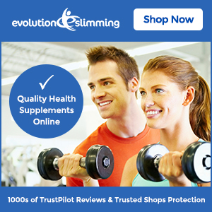 Buy Quality Health Supplements Online from Evolution Slimming