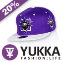 10% off all Christmas purchases at Yukka.co.uk