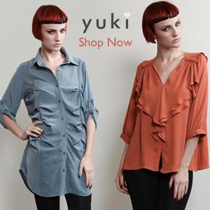 Yuki Tokyo Shop Now
